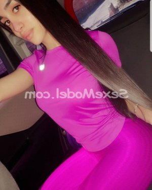 Saana massage escort girl