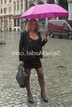 Marie-georgette lovesita massage