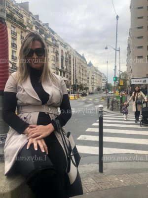Kaylee escorte massage érotique au Havre